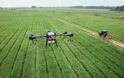 CONFEURO:  DRONI E DIGITALE, RENDERE ACCESSIBILE L'AGRICOLTURA 4.0 ANCHE ALLE PMI AGRICOLE