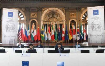 CONFEURO: G20 AGRICOLTURA, BENE 'CARTA DELLA SOSTENIBILITÀ' MA PER PRODURRE RISULTATI OCCORRE CAMBIARE GOVERNANCE
