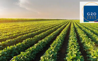 CONFEURO: G20 AGRICOLTURA, UN'OCCASIONE PER L'ITALIA MA SERVE AMBIZIONE